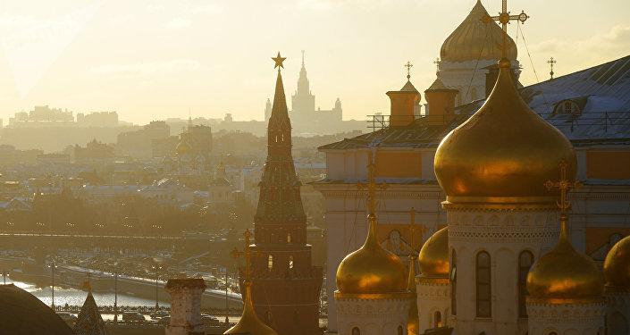 La ciudad de Moscú
