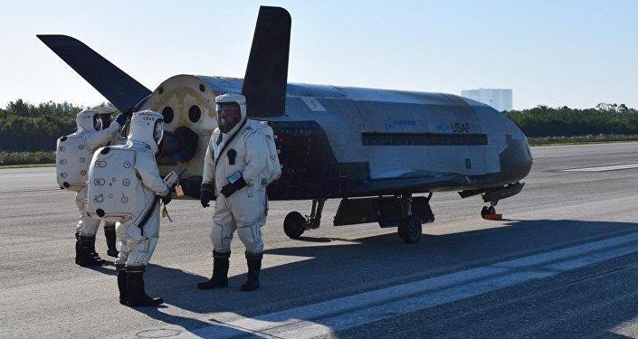 Boeing X-37
