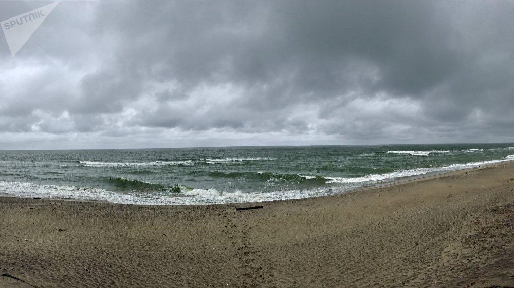 Aguas del mar Báltico