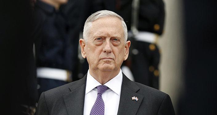 James Mattis, secretario de Defensa de Rusia