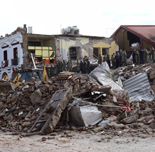 Terremoto en Oaxaca (Archivo)