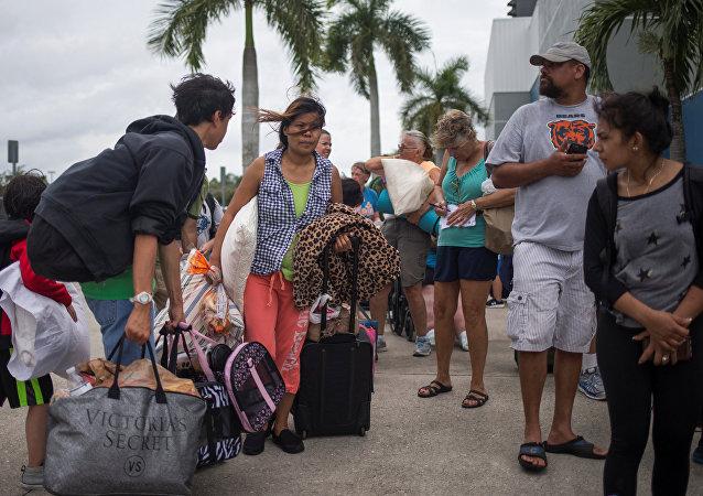 Los residentes de Florida