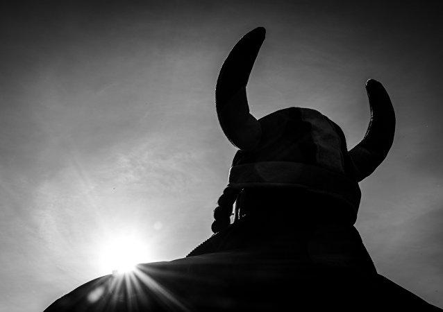 Un vikingo (imagen referencial)