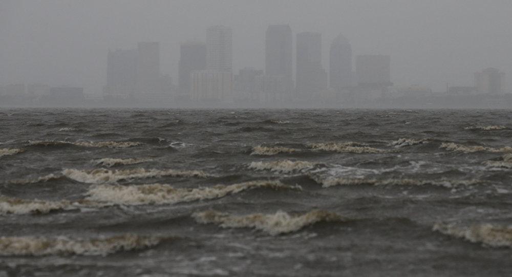 Situación en el estado de Florida, EEUU