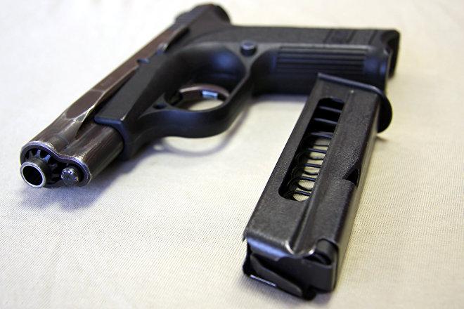 La pistola GSh-18