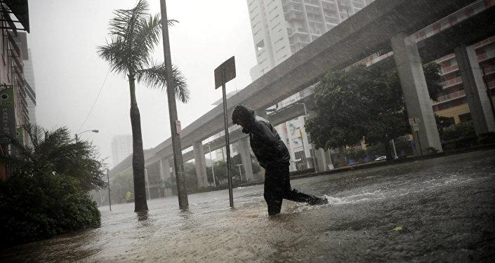 Huracán Irma en Florida, EEUU