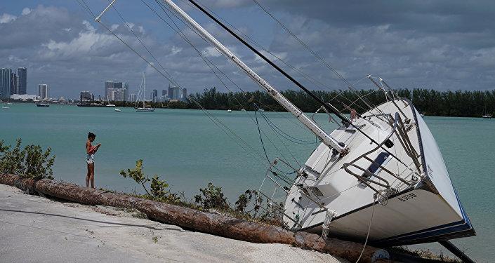 Concecuencias del huracán Irma