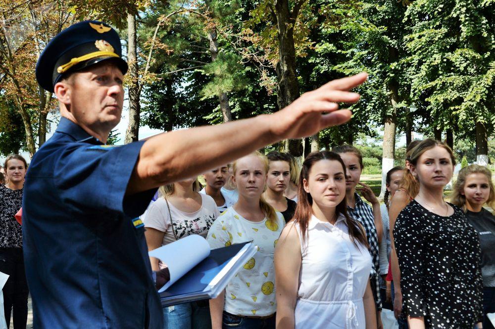 Las durísimas pruebas de acceso de las futuras pilotos militares rusas