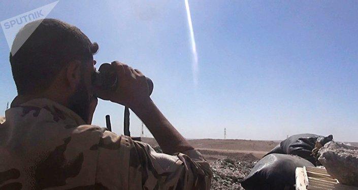 Presidente sirio es felicitado por homólogo ruso tras éxito militar