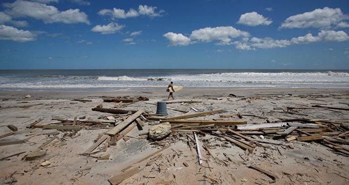Consecuencias del huracán Irma en Florida, EEUU