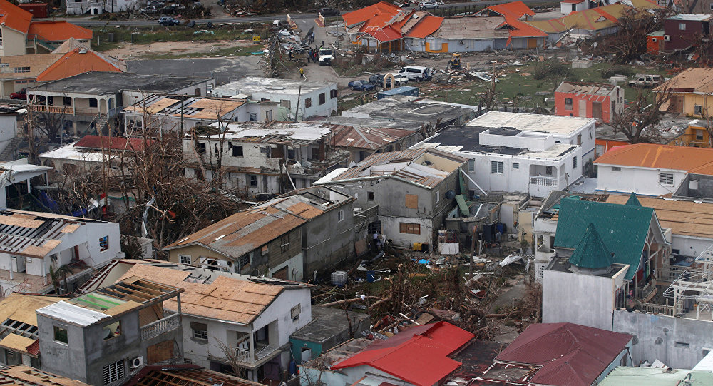 Consecuencias del huracán Irma