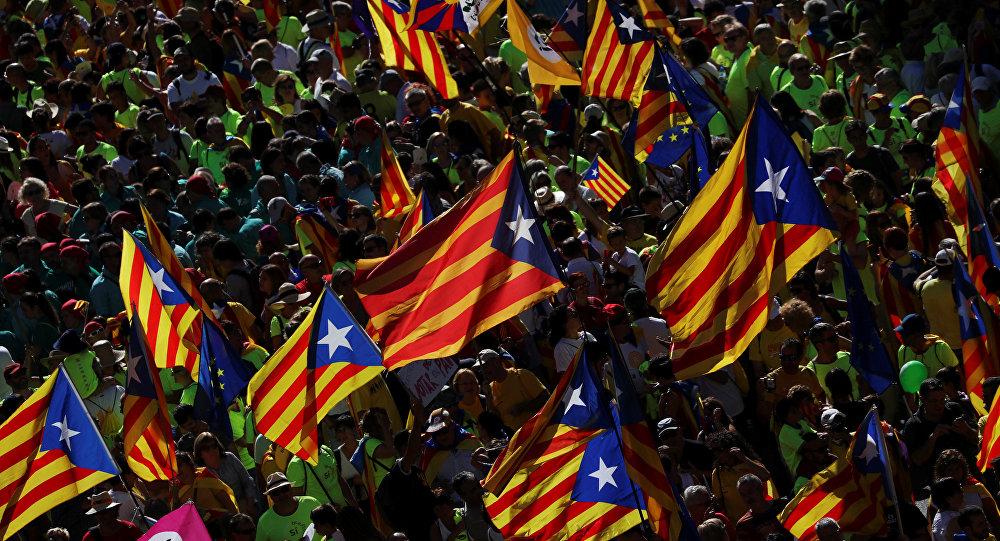 Banderas de Cataluña
