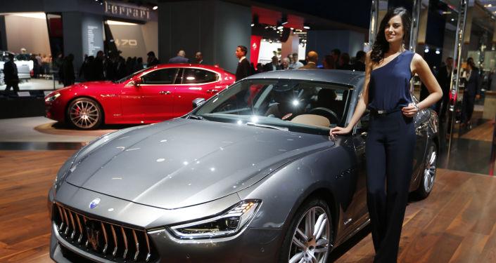 El legendario Salón de Fráncfort vuelve a sorprender a los aficionados a los automóviles