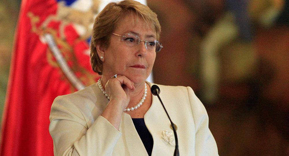 Michelle Bachelet, Alta Comisionada de la ONU