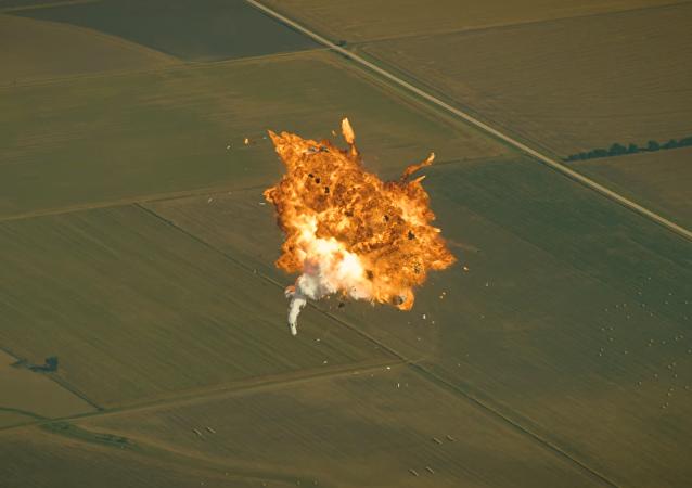 SpaceX publica un vídeo de sus intentos fallidos