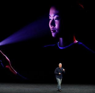 Demostración del sistema de reconocimiento facial de Apple
