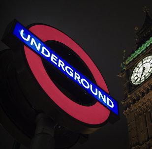 Metro de Londres (imagen referencial)