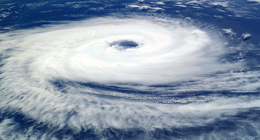 Un huracán (imagen referencial)