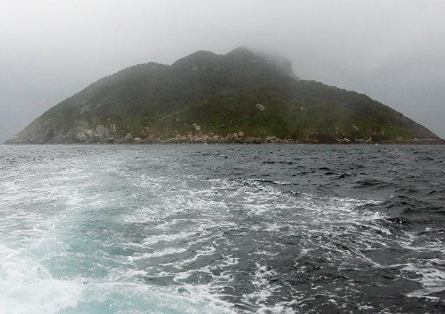 La isla de Okinoshima