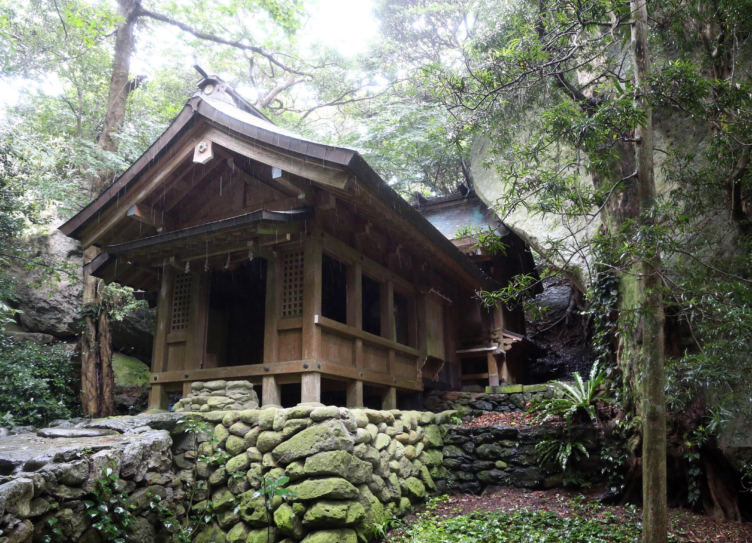 La isla sagrada de Okinoshima