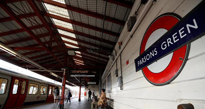 Detienen a un tercer sospechoso por el atentado de Londres (policía)