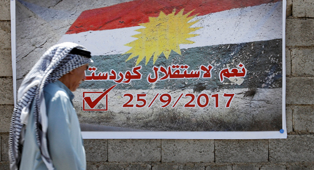 El referéndum en Kurdistán iraquí