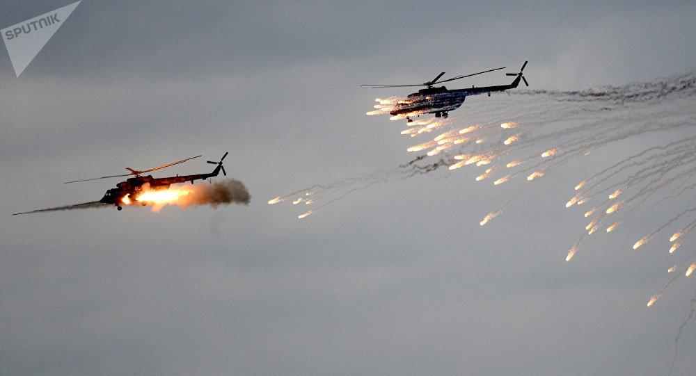 Rusia investigará incidente durante las maniobras