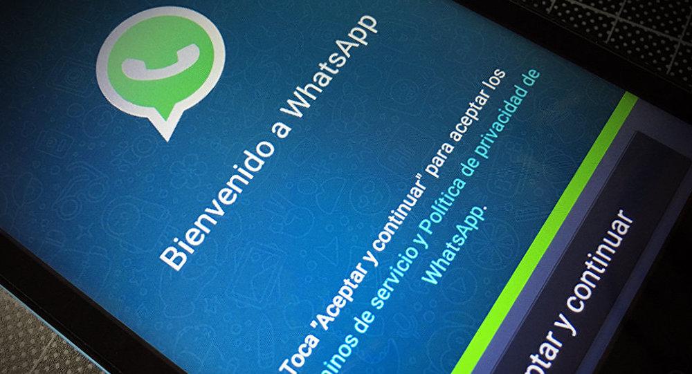 Bienvenido a WhatsApp