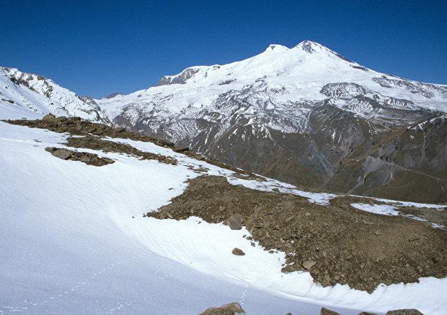 Monte Elbrús