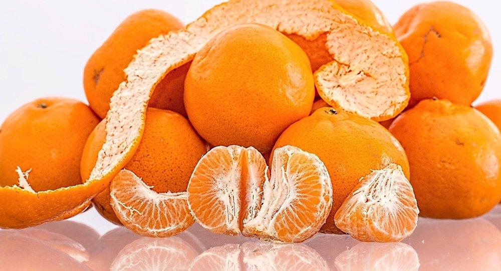 Mandarinas o tangerinas