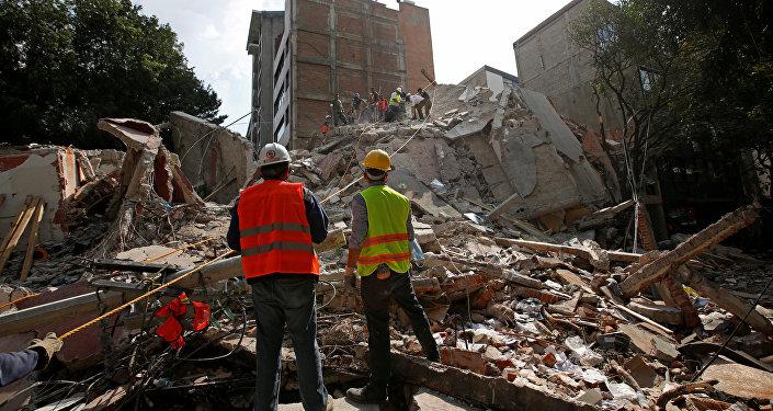 Consecuencias de un fuerte terremoto en la Ciudad de México