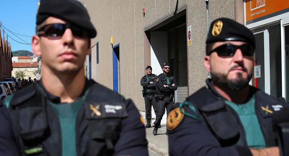 Guardia Civil de España (archivo)