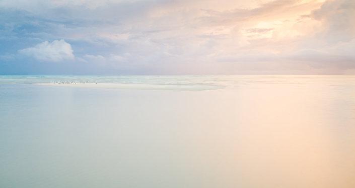 Las aguas de Cayo Coco, Cuba (imagen referencial)