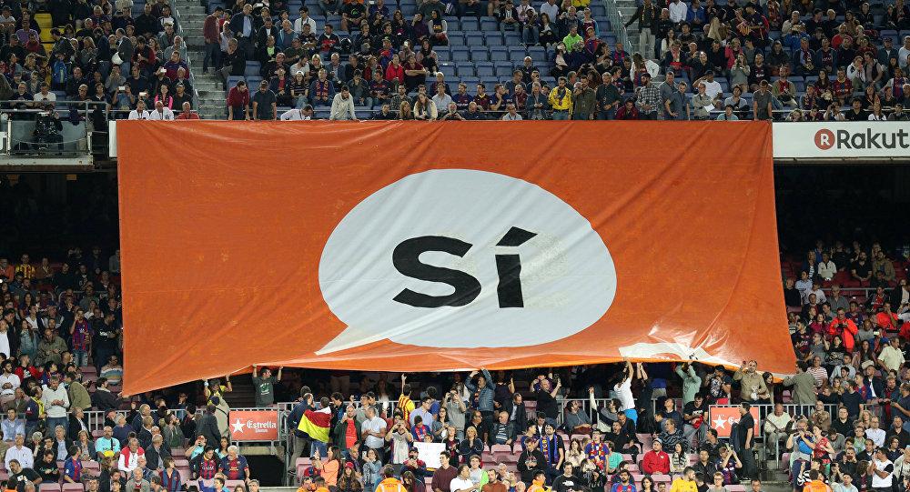 El Barça condena las detenciones y aboga por el derecho a decidir