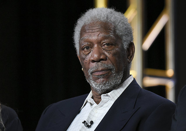 Morgan Freeman, actor estadounidense