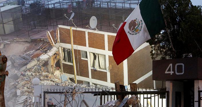 Protección Civil: Suman 138 muertos por sismo en México