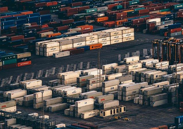 Los cargos en el puerto de Barcelona (imagen referencial)
