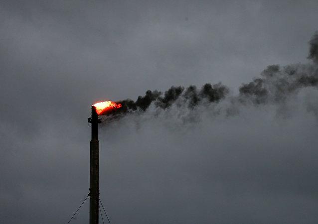 Refinería de petróleo (imagen referencial)