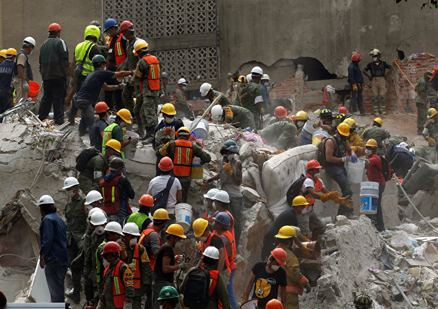 Rescates en México