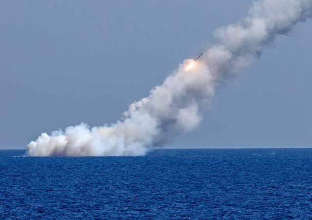Rusia ataca a Daesh con misiles Kalibr lanzados desde submarinos