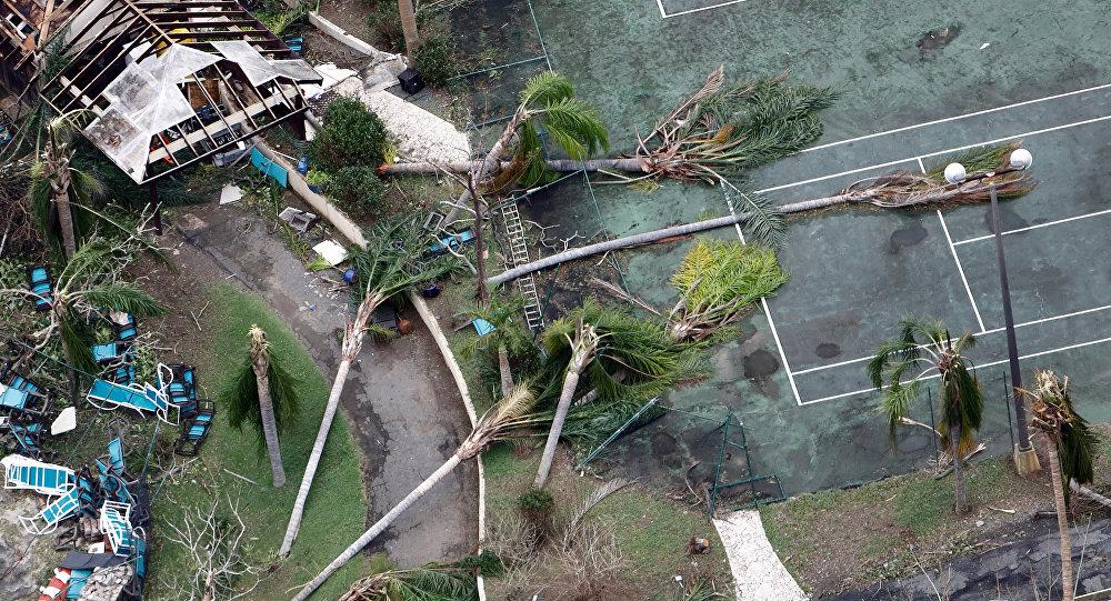 María se debilita a categoría 2 y avanza hacia República Dominicana