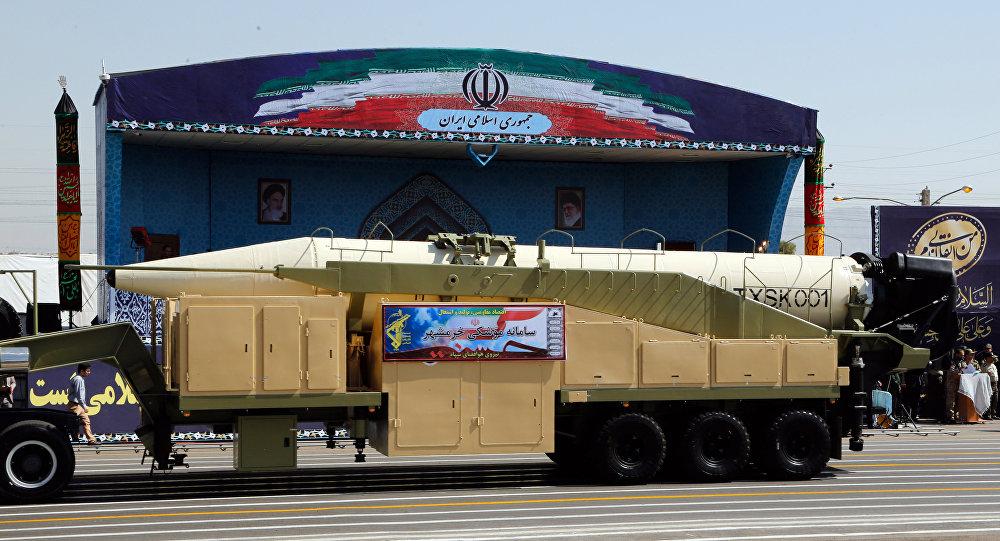 Khorramshahr, nuevo misil balístico de Irán