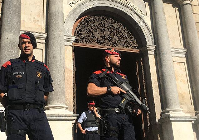 Mossos d'Esquadra, la Policía catalana