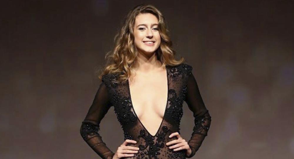 Itir Esen, ganadora del concurso de belleza Miss Turquía 2017