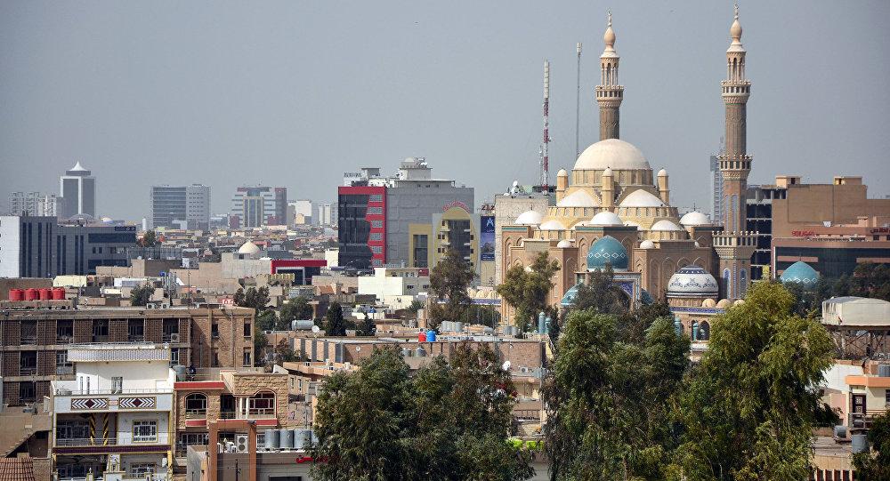 Erbil, la capital del Kurdistan iraquí
