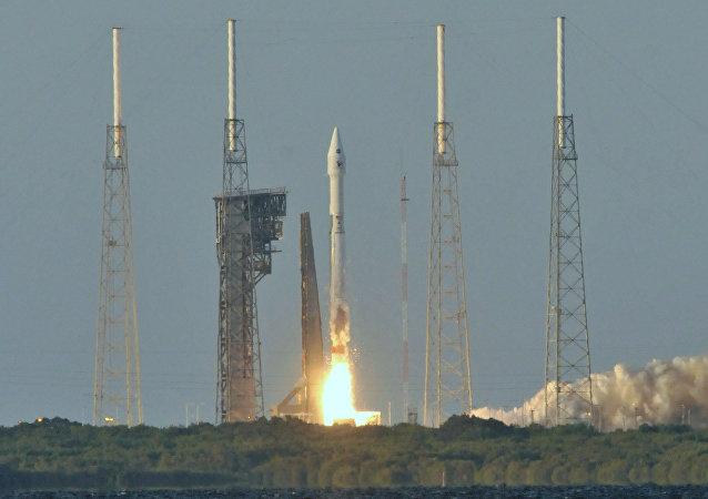 Cohete portador Atlas V (archivo)