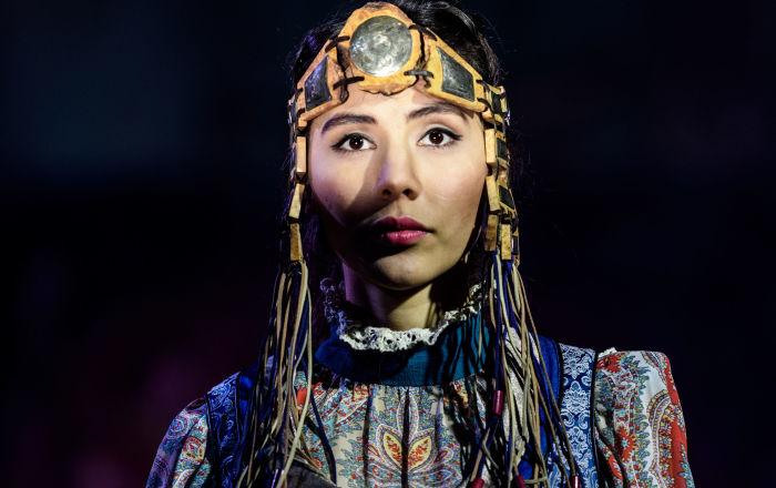 La belleza multiétnica de las vecinas de Rusia