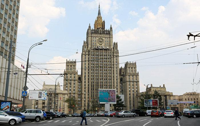"""La Cancillería rusa pide que Ecuador dirija a Moscú preguntas sobre supuesta """"huella rusa"""""""