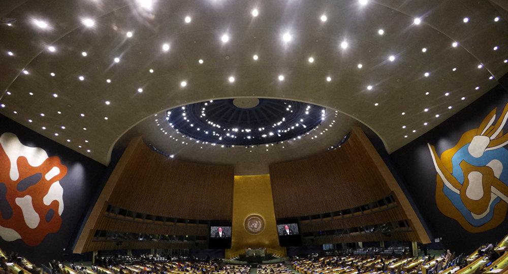 México, elegido miembro del Consejo de Derechos Humanos de la ONU