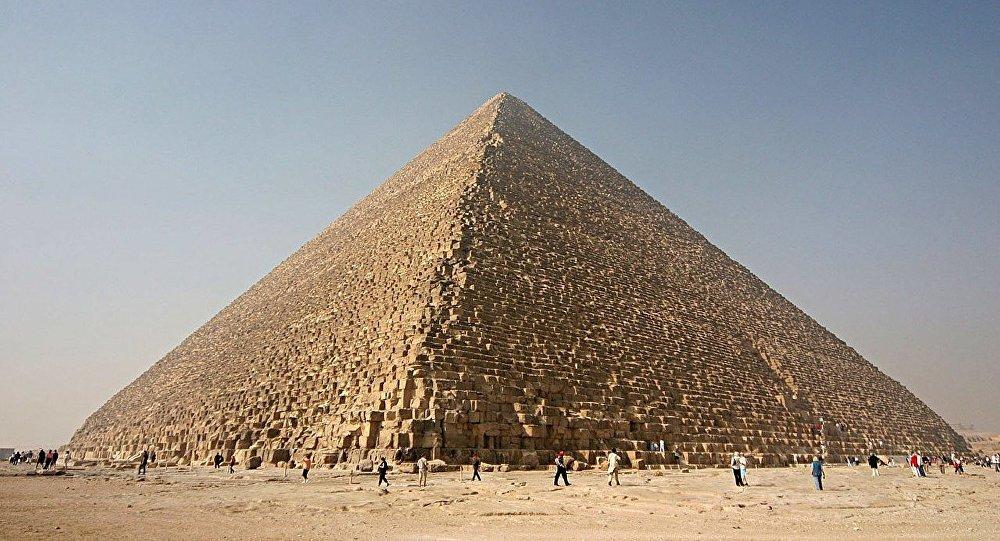 Desvelan último misterio sobre construcción de pirámide de Keops